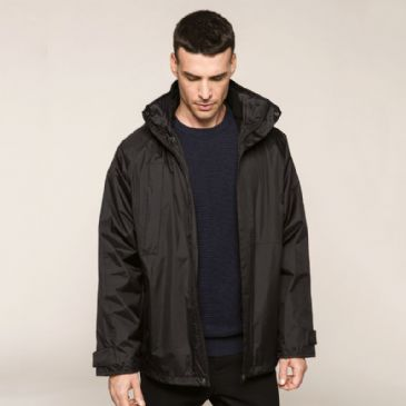Kariban 3-in-1 Functional Parka Jacket Coat KB657